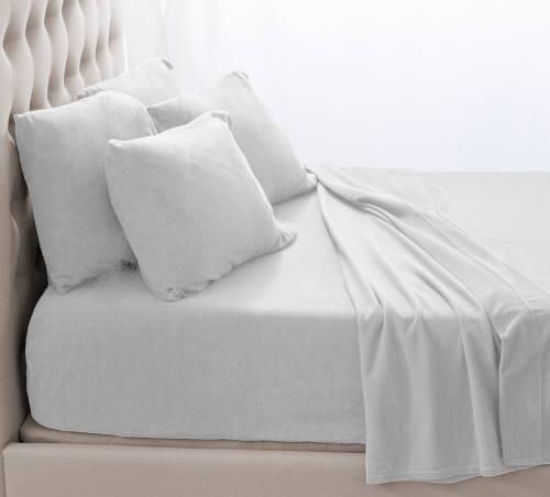 Bare Home Super Soft Fleece Sheet Set