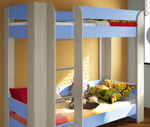 How to put bedding on a bunk bed