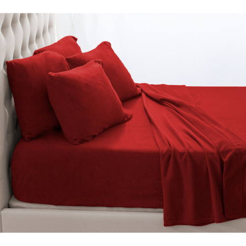 Bare Home Super Soft Fleece Fitted Sheet review