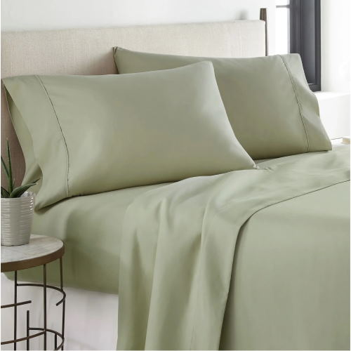 Twin Size Sheet Set - Hotel Luxury Bed Sheets review